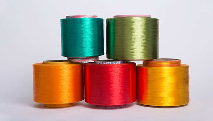 Partially Oriented Yarn (POY)